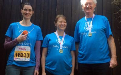 Team Stillpoint complete the Bath Half Marathon again!