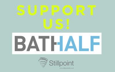Support Stillpoint at the Bath Half Marathon 2018