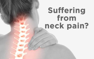 Treating neck pain