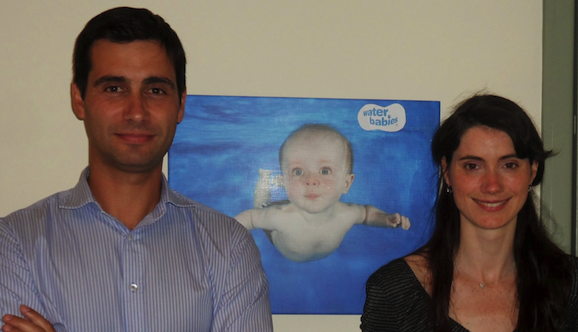 Osteopathy and Water Babies