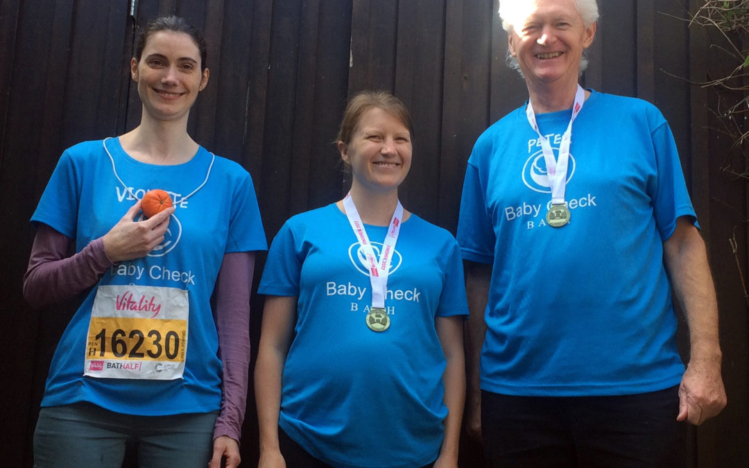 Team Stillpoint complete the Bath Half Marathon again!