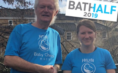 Help us raise money for Baby Check Bath | Bath Half Marathon 2019