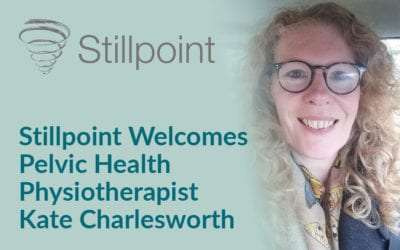 Stillpoint Welcomes Pelvic Health Physiotherapist Kate Charlesworth